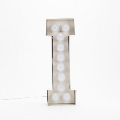 Lettre géante LED Vegaz, Seletti i