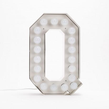Lettre géante LED Vegaz, Seletti q