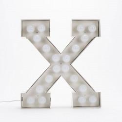 Lettre géante LED Vegaz, Seletti x