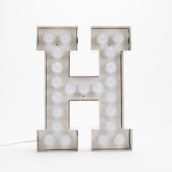 Lettre géante LED Vegaz, Seletti h