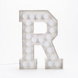 Lettre géante LED Vegaz, Seletti r