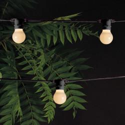 Guirlande lumineuse Bella Vista, Seletti noir