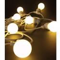 Guirlande lumineuse Bella Vista, Seletti blanc