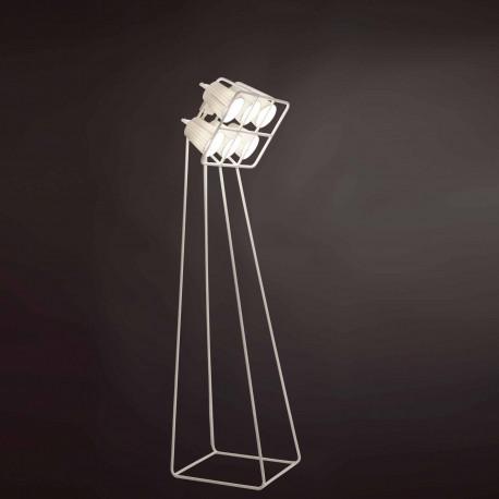 Lampadaire Multilamp, Seletti blanc
