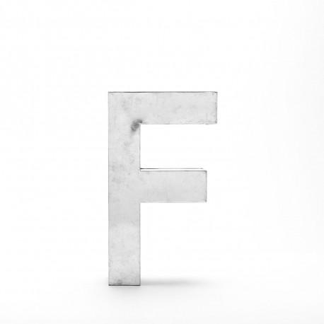 Lettres Metalvetica 100, Seletti f