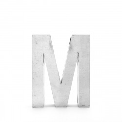 Lettres Metalvetica 100, Seletti m