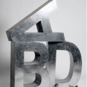 Lettres Metalvetica 100, Seletti w