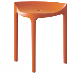 Tabouret Happy 491, Pedrali orange