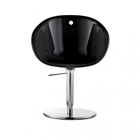 Gliss 952, Fauteuil design, réglable et pivotant noir