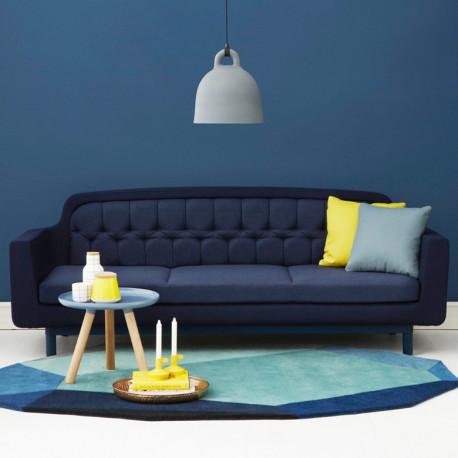 Grand canapé 3 places Onkel, Normann Copenhagen bleu