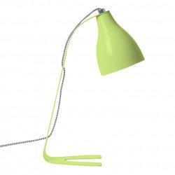 Lampe Barefoot, leitmotiv vert anis