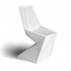 Chaise Vertex Laquée, Vondom blanc
