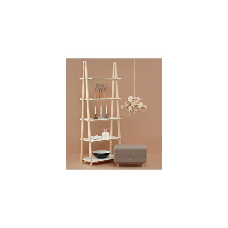 suspension bau normann copenhagen bois clair taille l cerise sur la deco. Black Bedroom Furniture Sets. Home Design Ideas