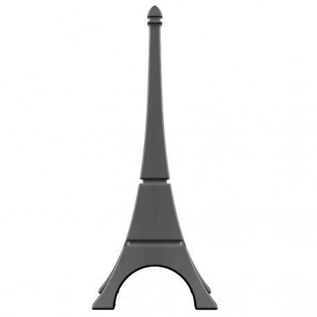 Tour Eiffel déco, Qui est Paul? gris anthracite