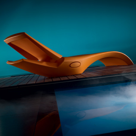 Chaise longue Zoe, MyYour orange