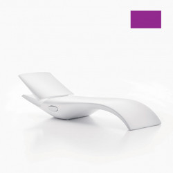 Chaise longue Zoe, MyYour lilas