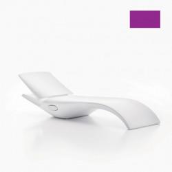 Chaise longue Zoe, MyYour violet