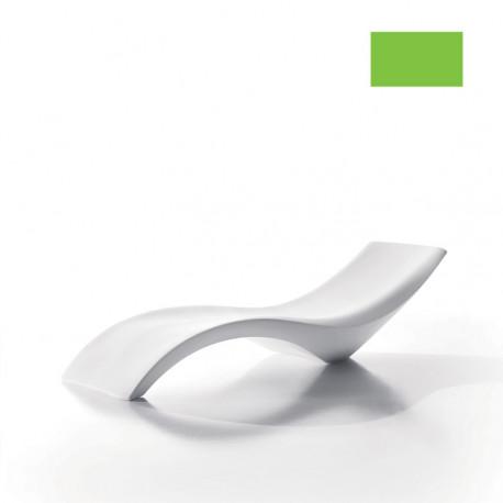 Chaise longue Cloe, MyYour vert