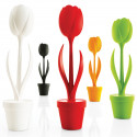 Lampadaire Tulip, MyYour blanc Taille S