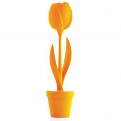 Lampadaire Tulip, MyYour orange Taille XL
