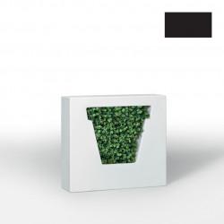 Pot design Nonvaso, MyYour noir