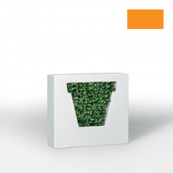 Pot design Nonvaso, MyYour orange