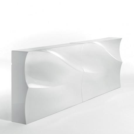 Module droit Bar Baraonda, MyYour blanc