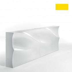 Elément droit Bar Baraonda, MyYour jaune