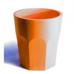 Pot design Cubalibre, Plust orange