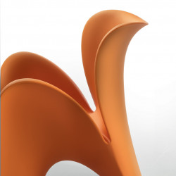 Chaise design Lily, MyYour orange