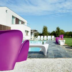 Fauteuil design Lily, MyYour violet