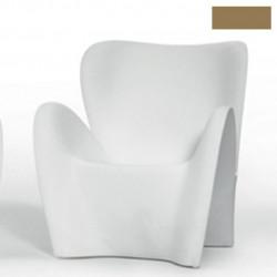 Fauteuil design Lily, MyYour beige