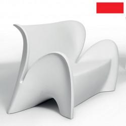 Canapé design Lily, MyYour rouge