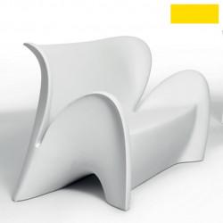 Canapé design Lily, MyYour jaune
