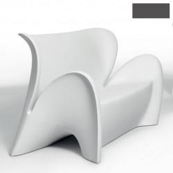 Canapé design Lily, MyYour gris anthracite