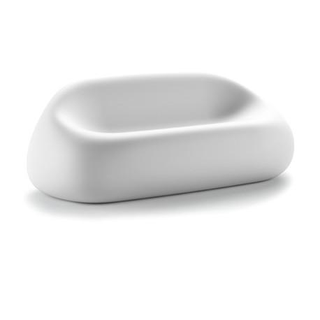 Canapé Gumball, Plust blanc