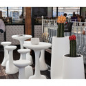 Tabouret de bar design Armillaria Stool, Plust blanc