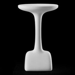 Table haute Armillaria Stool, Plust blanc