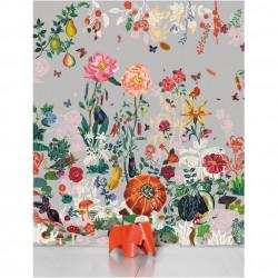 Papier peint design Jardin gris, Domestic