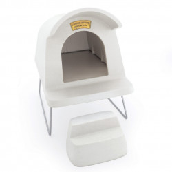 Niche pour chien Dog House, Magis blanc