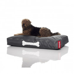 Pouf chien Doggielounge, Fatboy gris anthracite Taille L