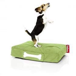 Pouf chien Stonewashed , Fatboy vert Taille L