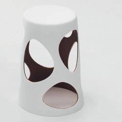 Tabouret design Liberty, MyYour noir Taille M