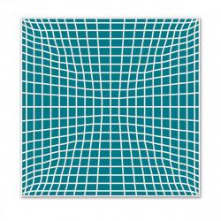 Tapis d\'extérieur F3, Vondom vert bleu