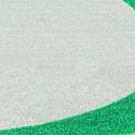 Tapis d'extérieur Ufo, Vondom vert bleu