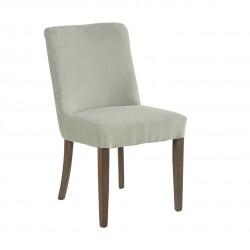 Lot de 2 chaises classique Eva, Hanjel menthe