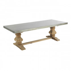 Table à manger Edouard, Hanjel bois L240 cm