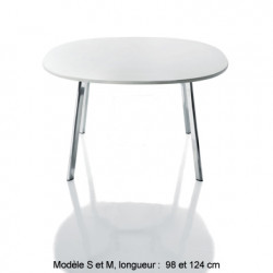 Table ronde Déjà-vu, Magis blanc Taille M