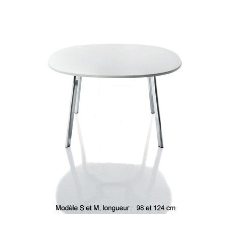 Table ronde Déjà-vu, Magis blanc Taille L