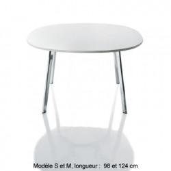 Table ronde Déjà-vu, Magis blanc Taille XL
